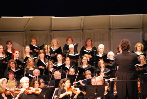 Orchestra and Choir