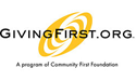 givingFirst