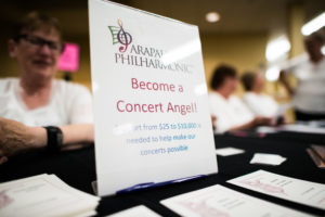 Become a Concert Angel