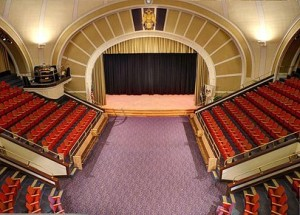 Denver Consistory Stage