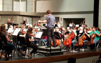 Play-In with the Arapahoe Phil