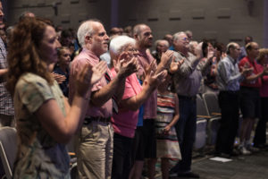 Arapahoe Philharmonic audience