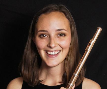 Meet Our Concerto Soloist: Indigo Fischer