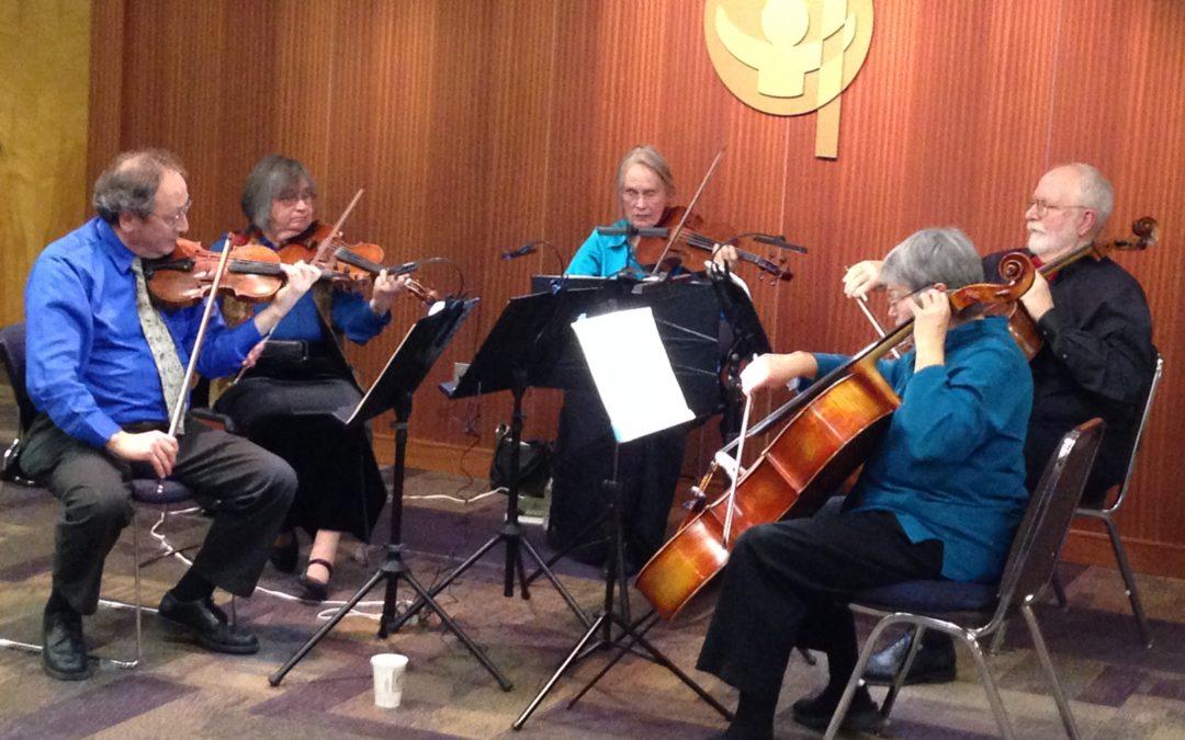 Free Chamber Music Recital