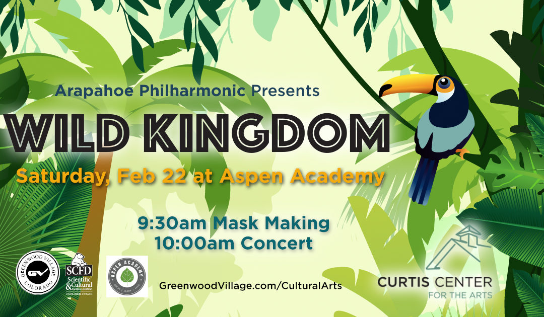 Family Concert: Wild Kingdom