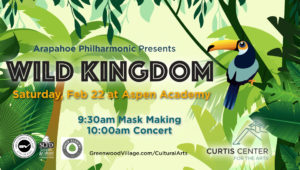 Family Concert - Wild Kingdom