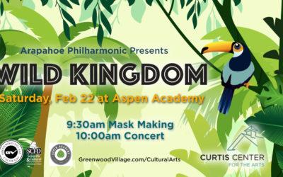 Family Concert: Wild Kingdom