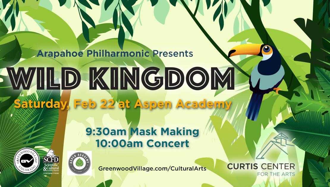 Family Concert - Wild Kingdom
