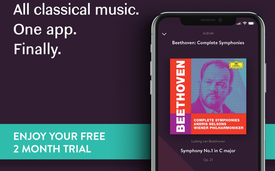 Primephonic: Stream 3.5 million Classical Music Tracks