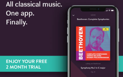 Primephonic: Stream 3.5 million Classical Music Tracks