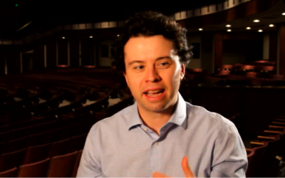 """Maestro Hughes Talks About """"Apotheosis of the Dance"""""""