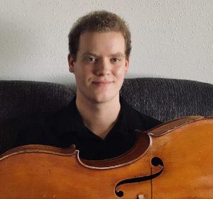 Ethan Blake, cello